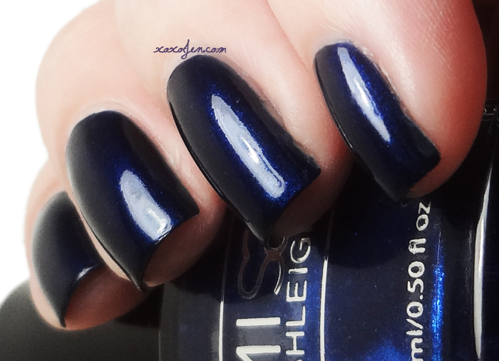 xoxoJen's swatch of Miss Ashleigh: In the Navy