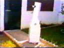 telescopio de José Antonio Ortega (astronomía creativa)