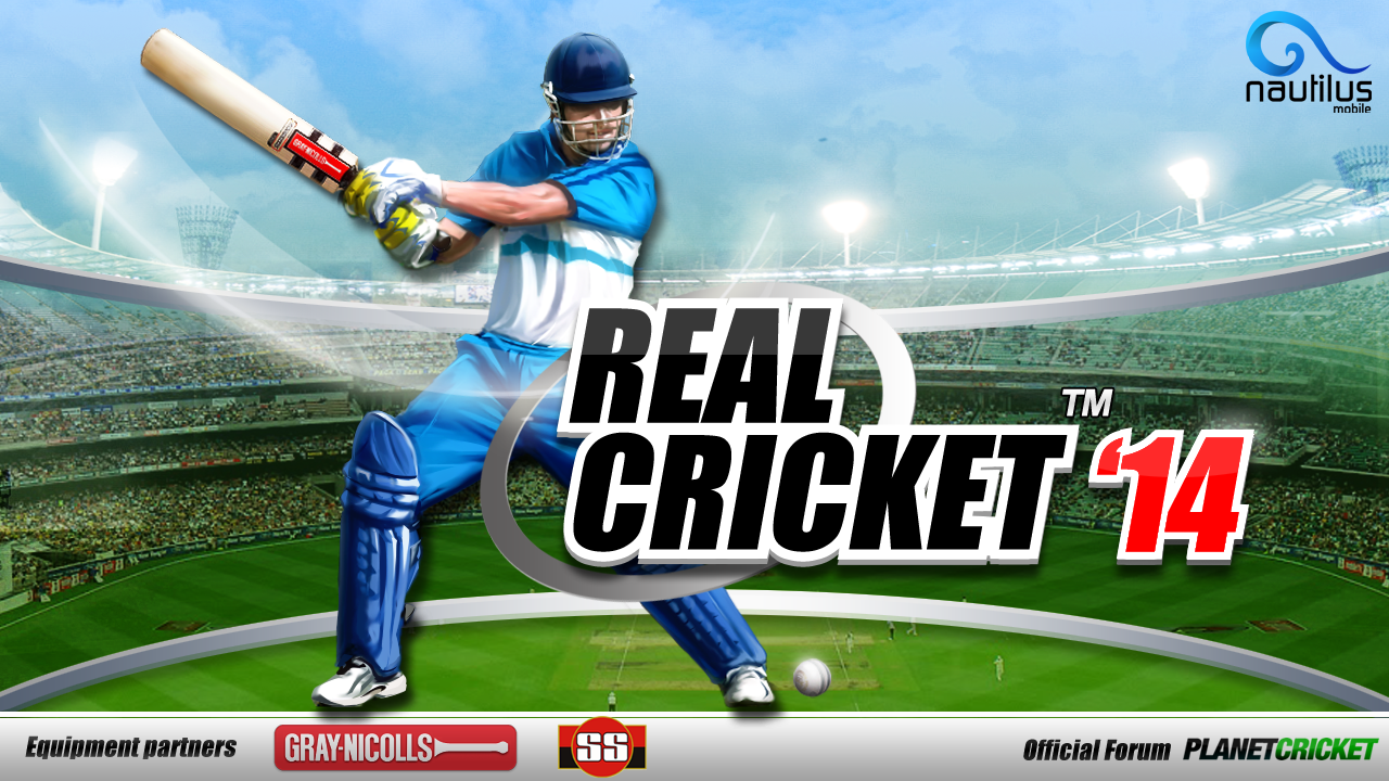 Real Cricket 14 FULL MOD APK (Everything Unlocked)