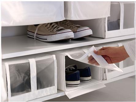 Ikea e momichan raccolta differenziata - Scatole scarpe ikea ...