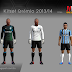 PES 2013 Kit Set Grêmio 2013/14 GDB: