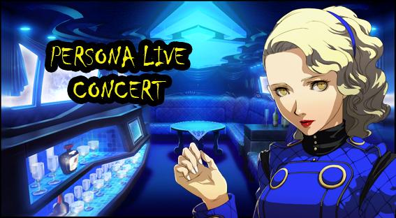 Persona Concert