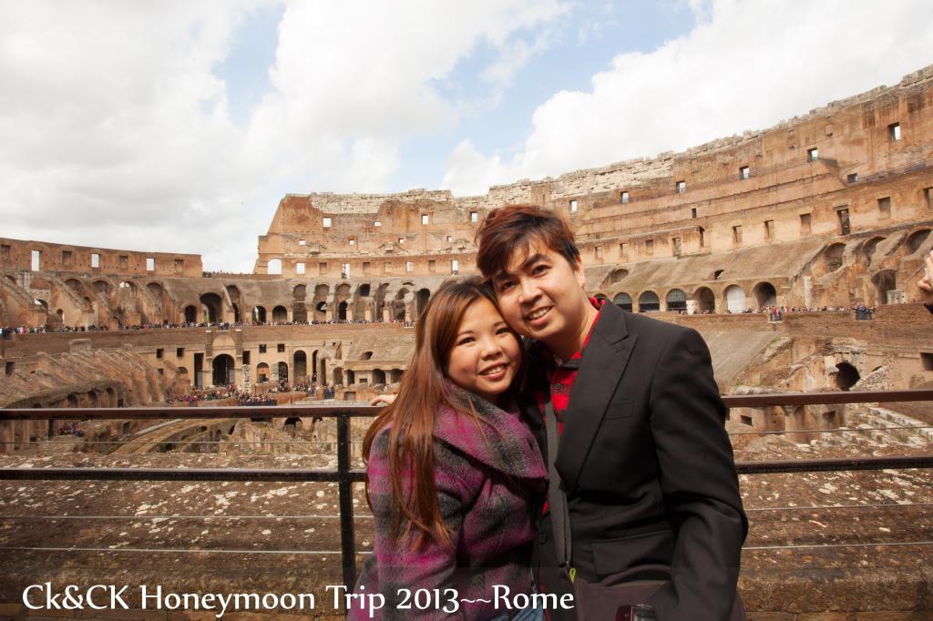 卡卡 ♥ 意大利罗马