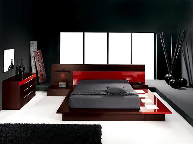 Decora el hogar modernos dormitorios minimalistas - Dormitorios juveniles minimalistas ...