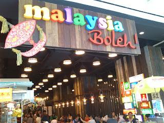 Malaysia Boleh! Shop Front