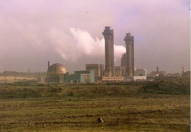 Windscale Nuclear Reactor - worst nuclear disaster ranked 4th