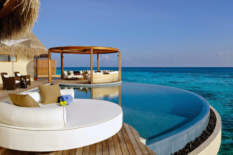Lights out for W Maldives and Sheraton Maldives