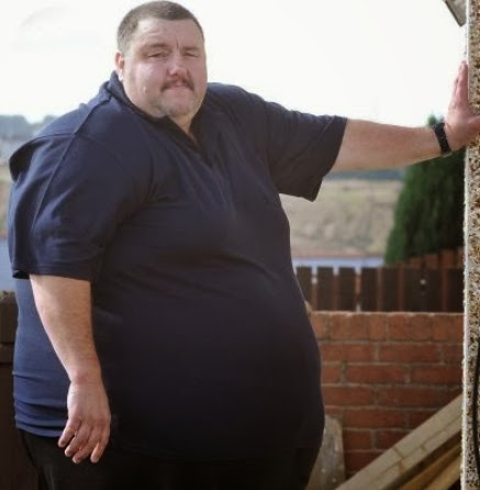 obese man double plane tickets