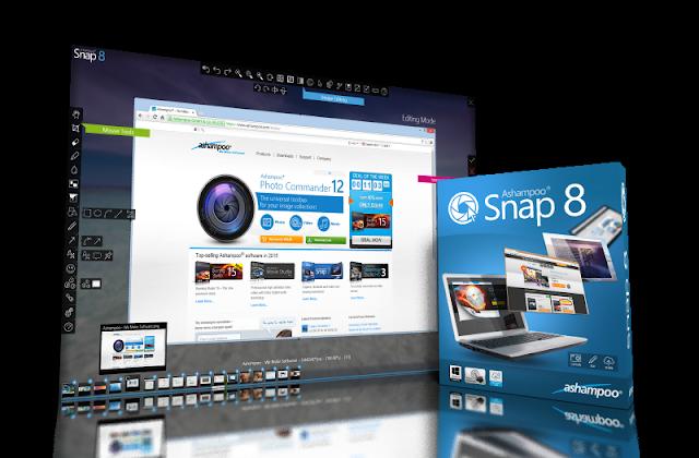 برنامج تصوير شاشة الحاسوب وعمل snap8.png