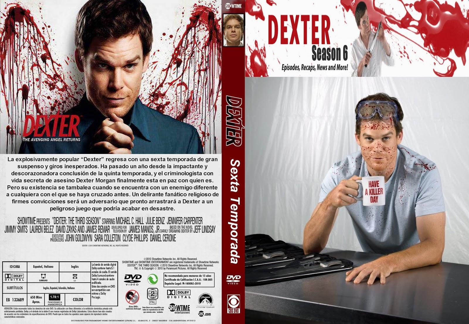 Dexter Temporada 6