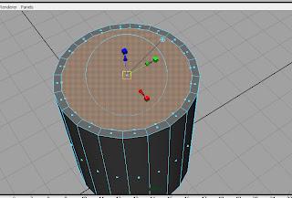 Realistic Glass Modeling - Maya Tutorial-10