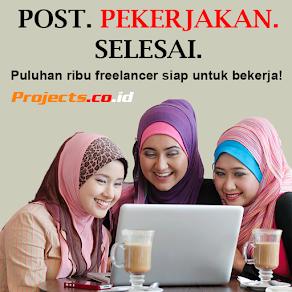 Situs Freelancer bagi programmer.