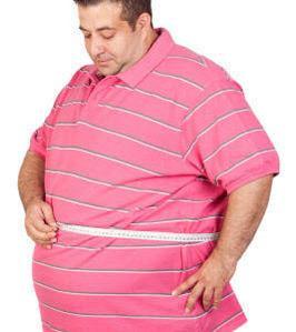 البدانة مضرة للقلب.. وللجنس - رجل سمين بدين طخين - fat man