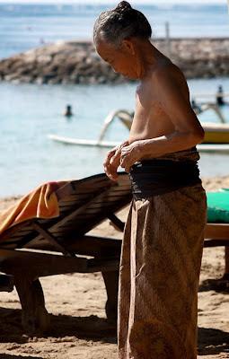 Sanur Bali Girl