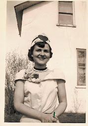 My mother , when she was young