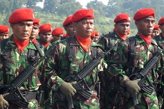 Kopassus Pasukan Elit Indonesia Terkuat Di Dunia - gambar-yang.blogspot.com