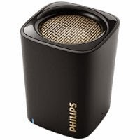 Philips wireless portable speaker BT 100 worth Rs 2499 for Rs 1899