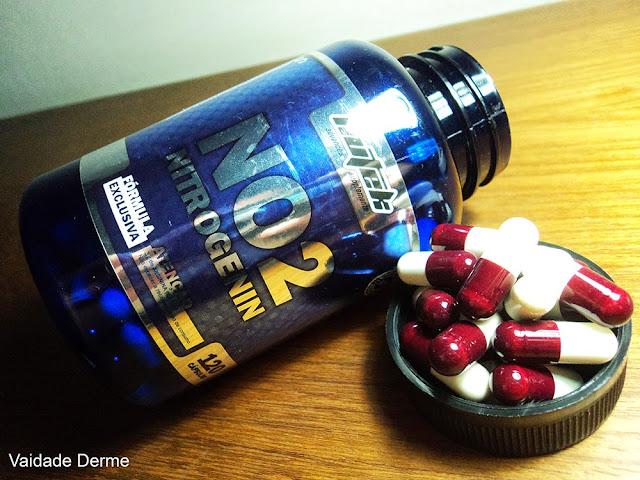 Nutek NO2 Nitrogenin