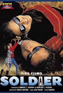 Soldier (1998) Worldfree4u - 150MB WebHD Hindi Movie ESubs – HEVC Mobile