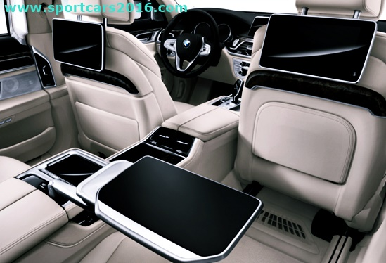 2017 BMW 7 Series Coupe Interior Release Price