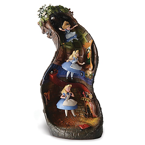 Disney S Figurines Collection Alice In Wonderland