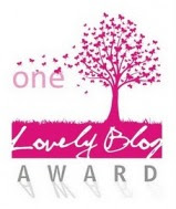 Nominated by Love Bakes Good Cakes