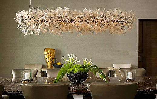 Unique lighting designs to fit any decor themodernsybarite