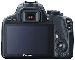 Menor câmera DSLR do mundo