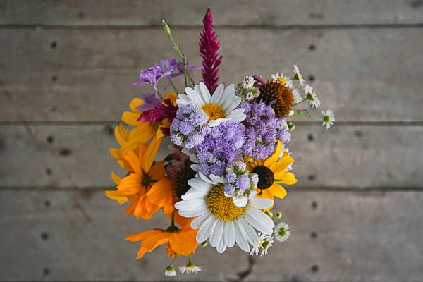 Mystic Midsummer- Midsummer wildflower bouquet