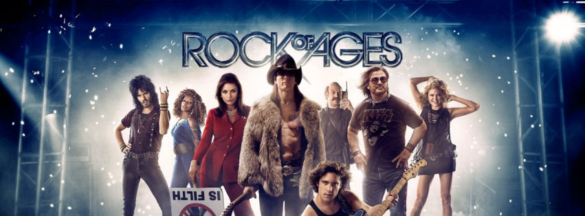Rock of ages 2012 movie facebook cover