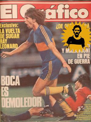 Ricardo Gareca, infame traidor al boquense