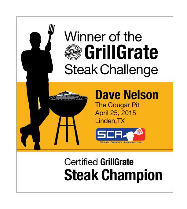 GrillGrate Steak Challenge