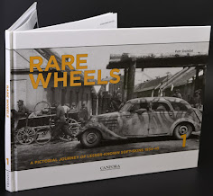 "Read n' Reviewed:""Rare Wheels Vol I: A pictorial journey of lesser-known soft-skins 1934-45"""