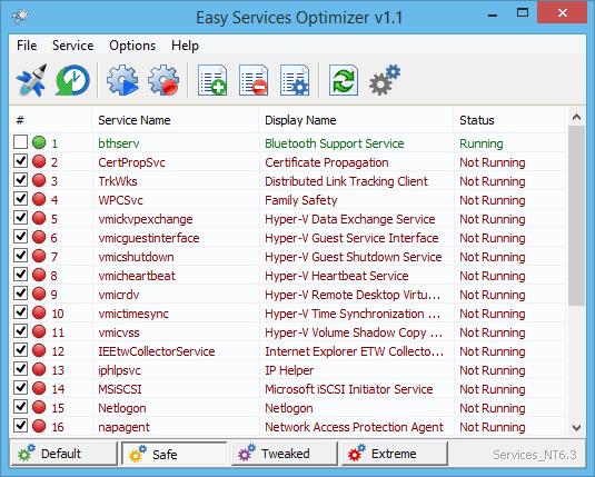 Easy Service Optimizer [FREE]