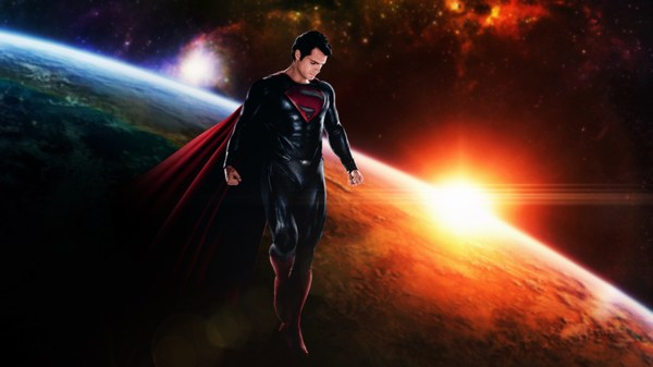 Superman Man of Steel Movie Wallpaper