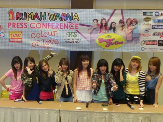 cherrybelle event color of love Rumahwarna