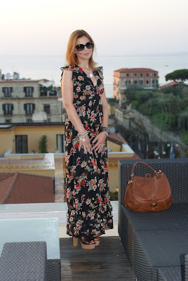 Fashion and Cookies - maxi dress