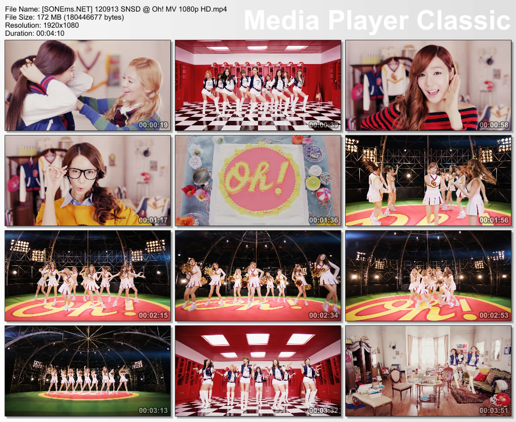 Download Snsd Oh Japanese Version Mv Avi Mediafire