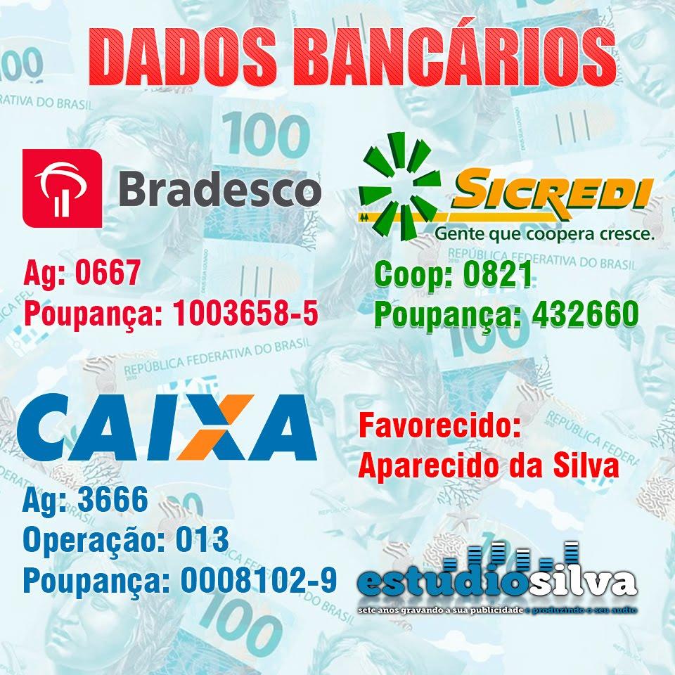 Dados Bancários