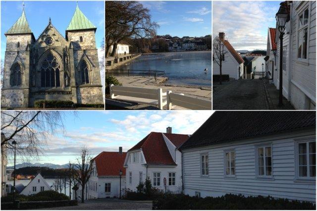 Catedral de Stavanger, Lago Breiavatnet, Gamle Stavanger