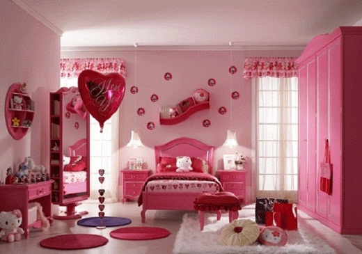 Home Design And Garden: Bedroom ideas for teenage girls