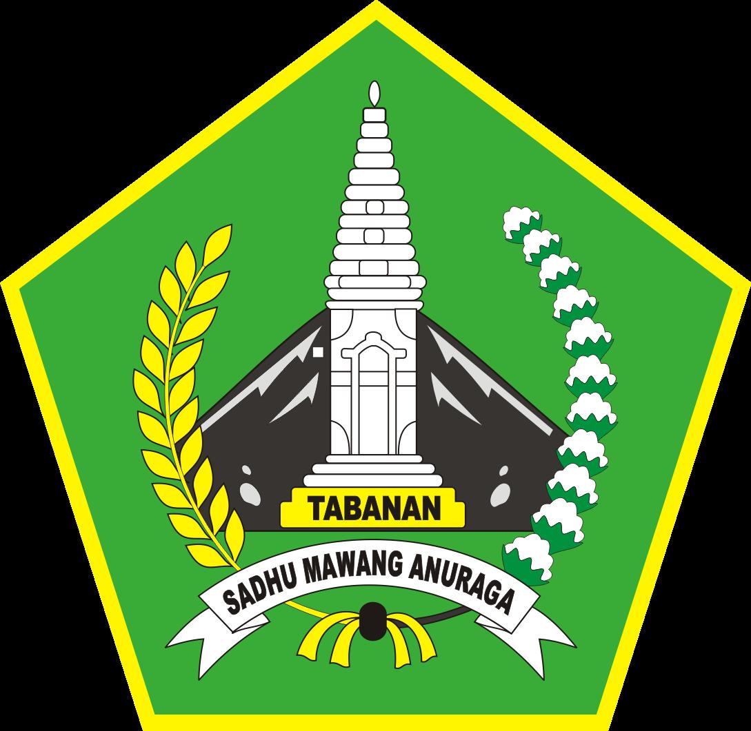 Logo Kabupaten Tabanan Kumpulan Logo Lambang Indonesia