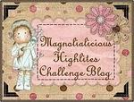 Magnolia-licous Highlites challengeblog