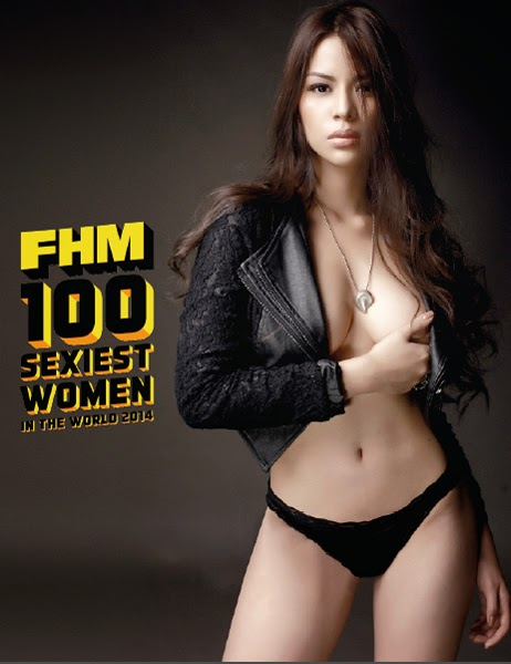 Perfect fhm nude most