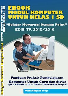 Modul TIK/Komputer SD Kelas 1 TP.2015/2016