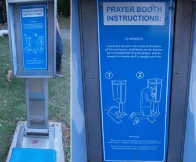 tempat khas untuk berdoa
