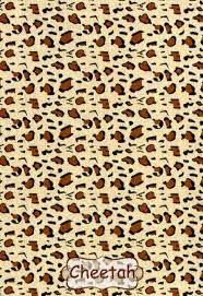 Jual Selimut Rosanna Vito Soft Blanket Cheetah