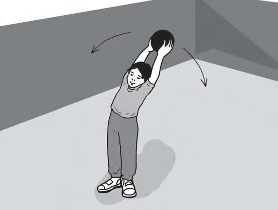 Bagaimana cara melenturkan badan?