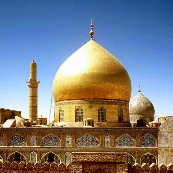 Masjid Askaria - Samara - Irak