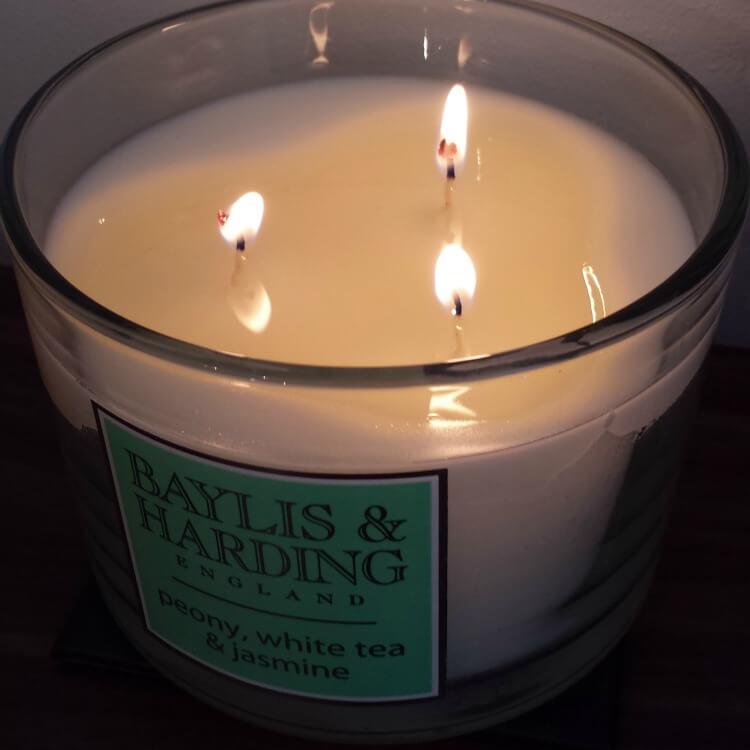 Baylis & Harding | Peony, White Tea & Jasmine Candle